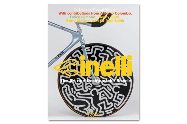 Image of Cinelli: The Art and Design of the Bicycle Book