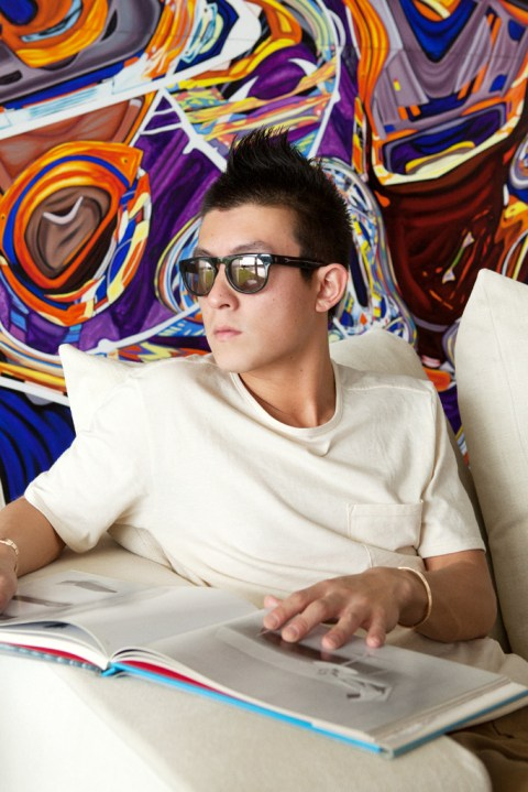 Image of CLOT x Mosley Tribes 2012 Spring/Summer Sunglasses Lookbook