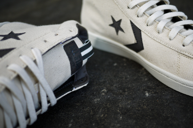 Image of Converse 2012 Spring Pro Leather Hi Canvas