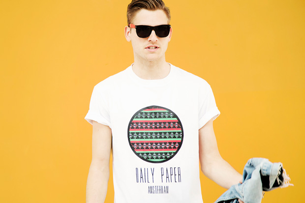 Image of Daily Paper 2012 Summer/Pre-Fall Collection Lookbook