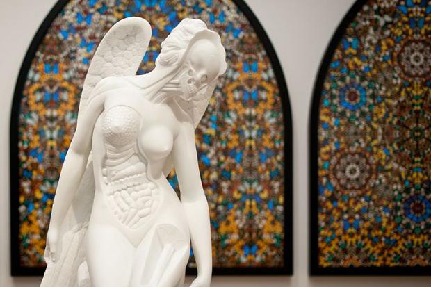 Image of Damien Hirst Retrospective @ Tate Modern Recap
