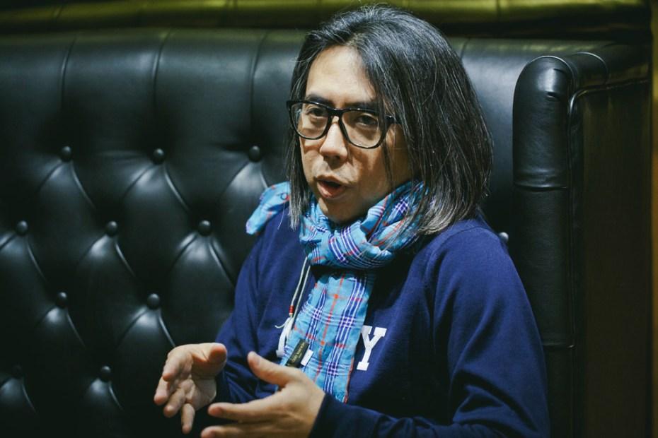 Image of DAYDREAM: DETZ Matsuda & Hiroshi Fujiwara Interview