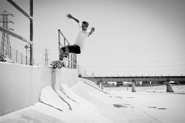 """Image of Dickies Skate 2012 Spring/Summer """"Skating L.A."""" Lookbook"""