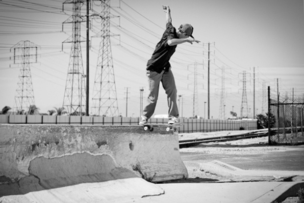 "Image of Dickies Skate 2012 Spring/Summer ""Skating L.A."" Lookbook"
