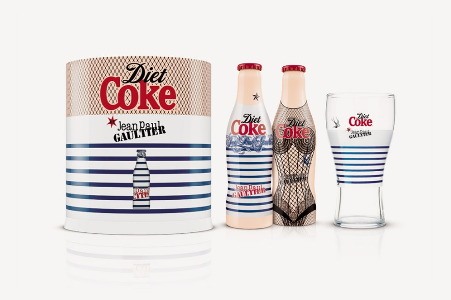 Image of Diet Coke by Jean-Paul Gaultier