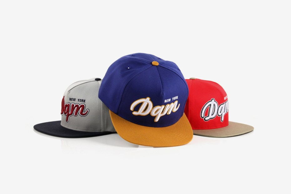 Image of DQM 2012 Spring Caps