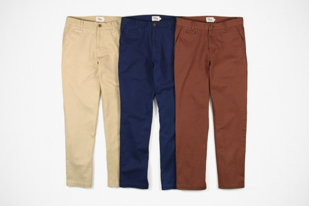 Image of DQM 2012 Spring/Summer Pants and Wovens