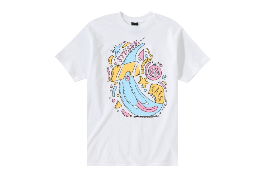 Image of Ed Banger Records x Stussy 2012 Capsule Collection
