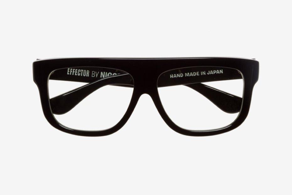 "Image of EFFECTOR by NIGO ""Darryl"" Glasses"