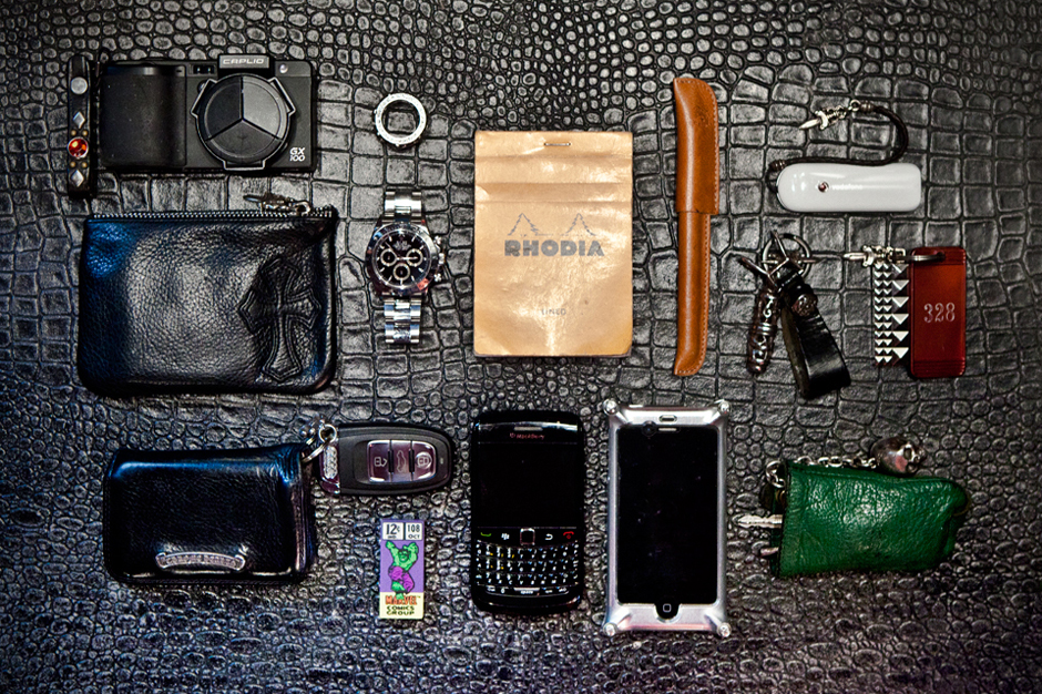 Image of Essentials: Keith Tse
