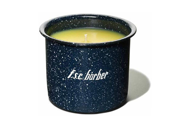 Image of F.S.C. Barber Candle