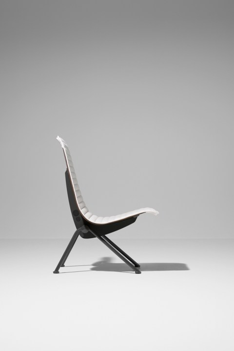 "Image of G-Star RAW for Vitra ""Prouve RAW"" Furniture Collection"