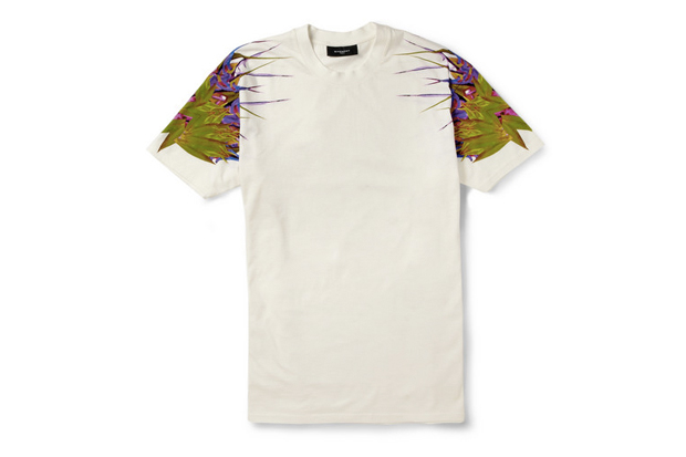 Image of Givenchy Paradise Print T-Shirt