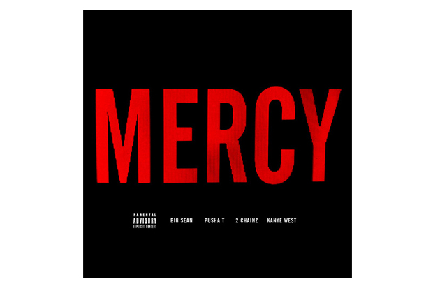 Image of G.O.O.D. Music (Big Sean, Pusha T & Kanye West) featuring 2 Chainz – Mercy