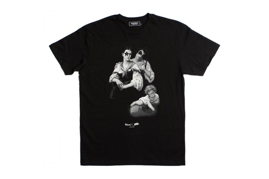 Image of Grand Scheme Artist Series T-Shirts by Ron English & Kid Zoom