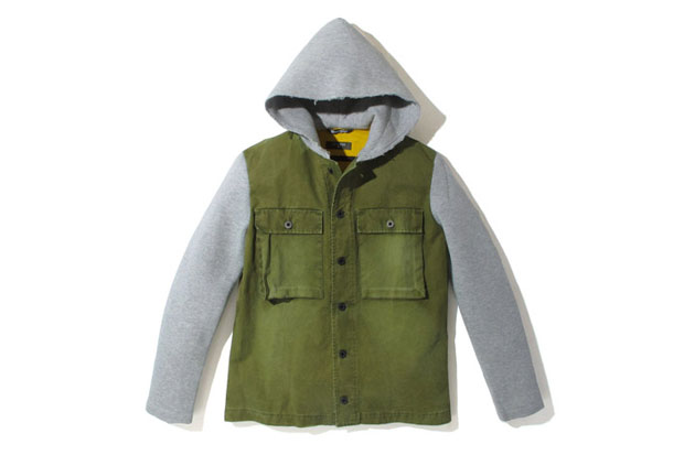 Image of Griffin 2012 Spring/Summer Military Jackets