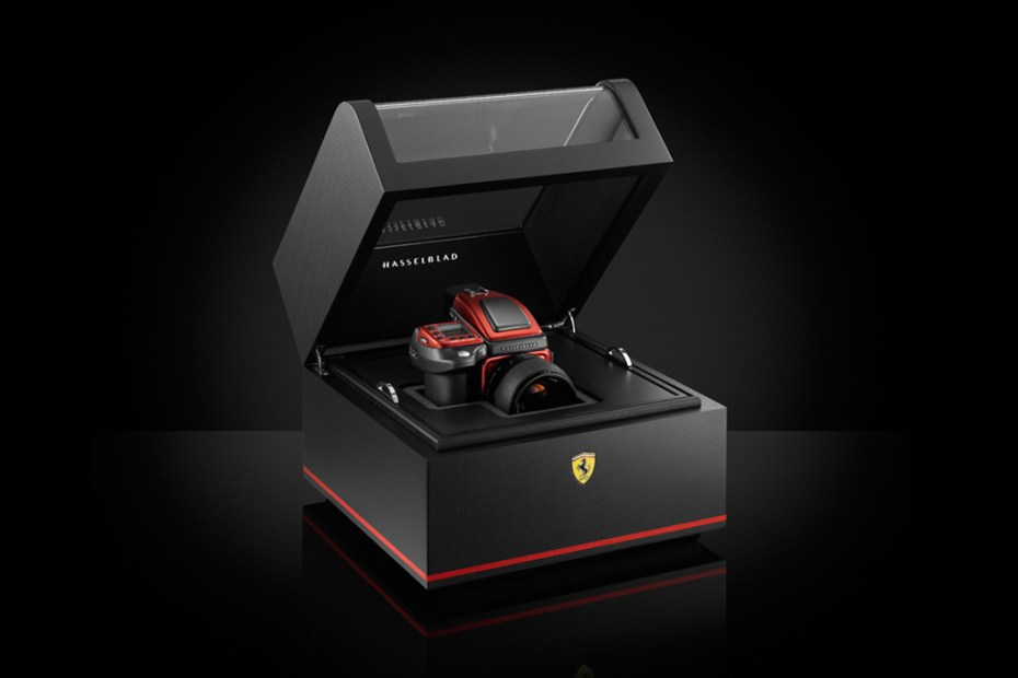 Image of Hasselblad H4D-40 Ferrari Edition Camera