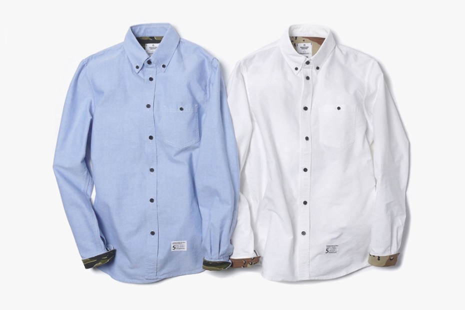 Image of HAVEN x Reigning Champ 2012 Spring/Summer Collection