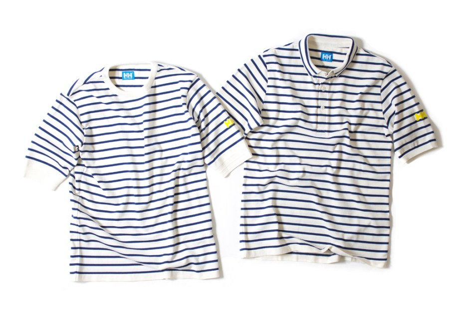 Image of Helly Hansen Blue Label Striped Shirts