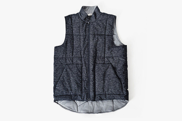 Image of The Hill-Side x Outlier Spring Vest