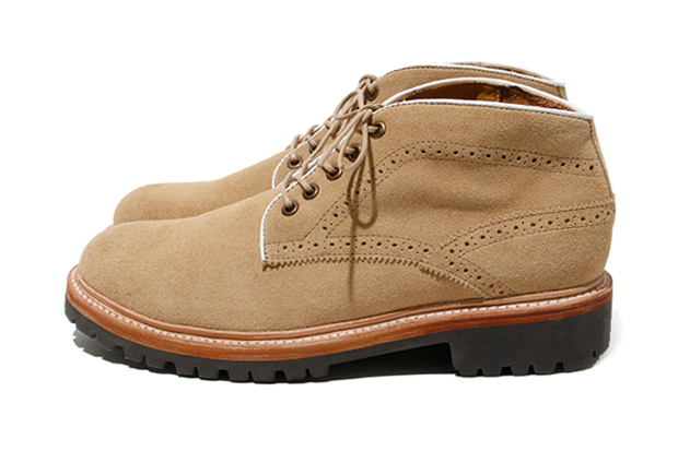 Image of hobo x Caminando Suede Medallion Mid Shoe
