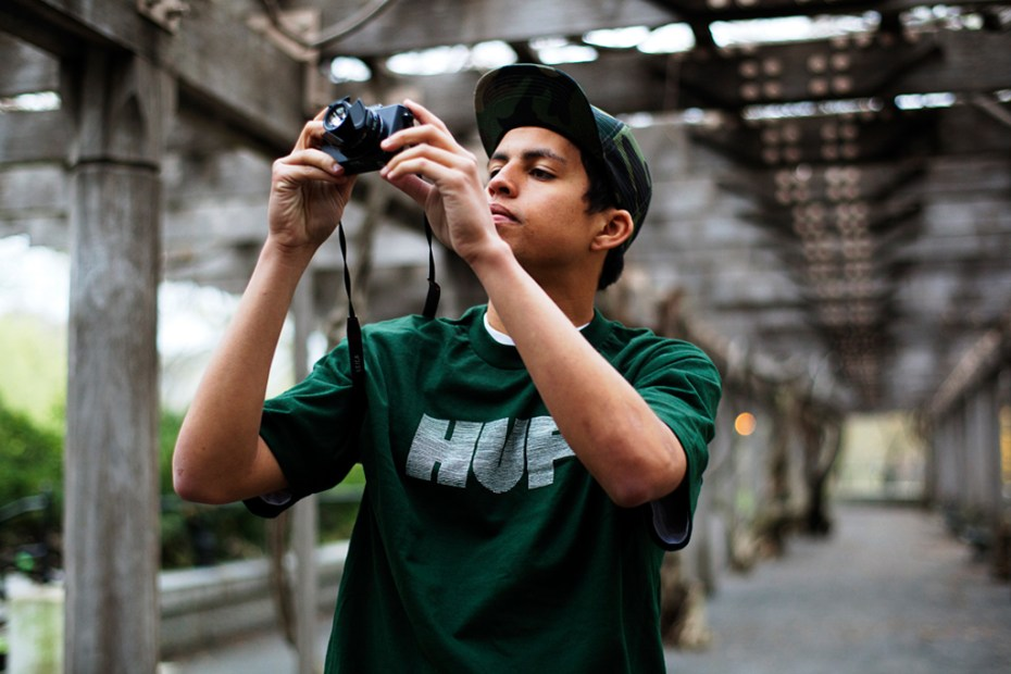 Image of HUF 2012 Spring/Summer Delivery II Lookbook