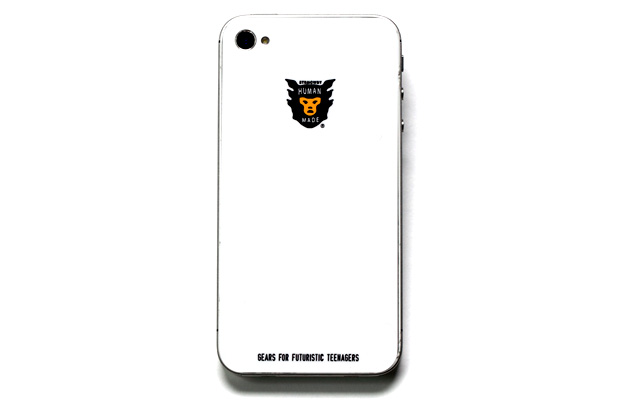 Image of HUMAN MADE 2012 Spring/Summer iPhone 4/4S Sticker Collection