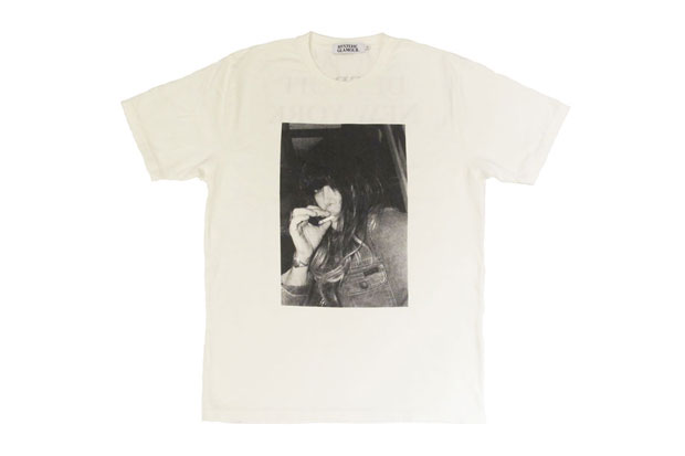 """Image of Hysteric Glamour 2012 Spring/Summer """"DETROIT NEW YORK"""" T-Shirts"""