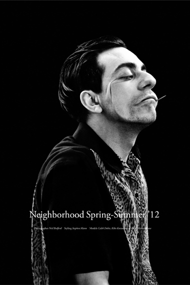 Image of Inventory Magazine: NEIGHBORHOOD 2012 Spring/Summer Editorial
