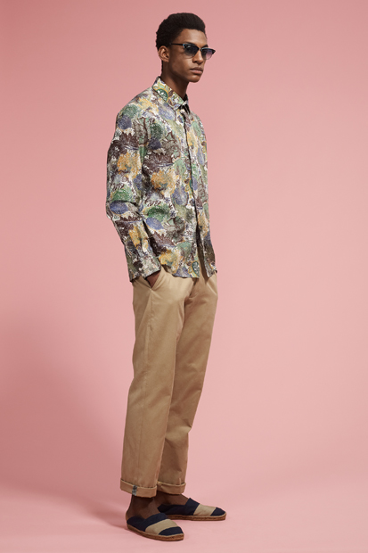 Image of Joe Casely-Hayford for John Lewis 2012 Spring/Summer Collection