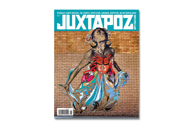 Image of Juxtapoz Magazine Issue #136