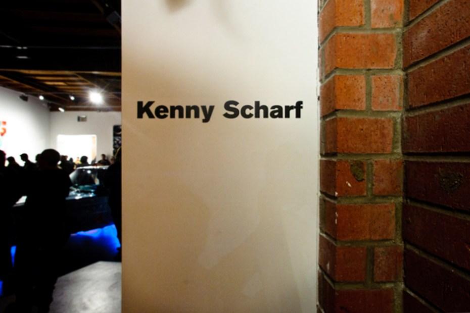 "Image of Kenny Scharf ""Hodgepodge"" Exhibition @ Honor Fraser Recap"