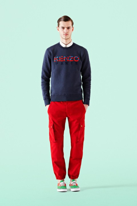Image of KENZO x Vans 2012 Spring/Summer Era Preview