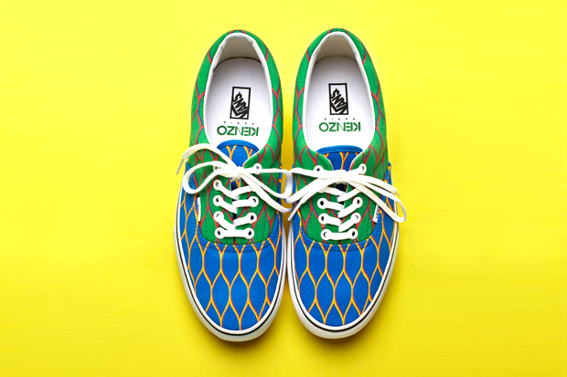Image of Kenzo x Vans 2012 Summer Collection