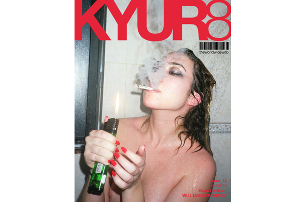 Image of KYUR8 #14 with Guest Editor: William Strobeck