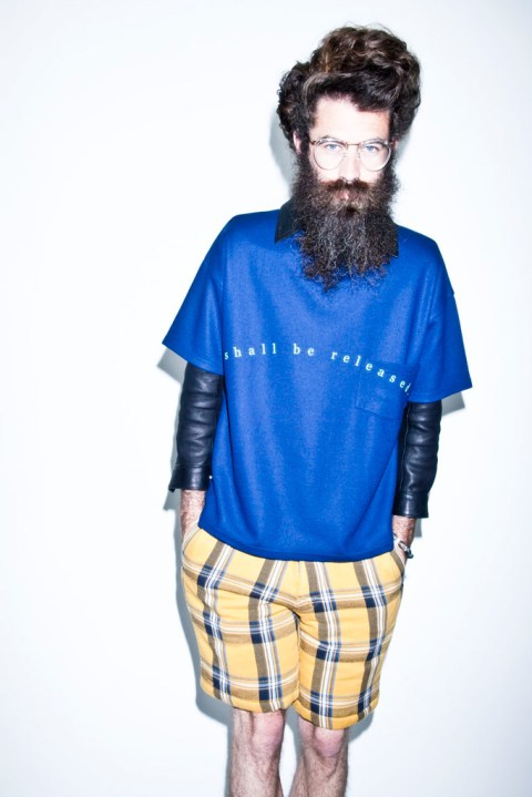 Image of LABRAT 2012 Fall/Winter Collection Lookbook