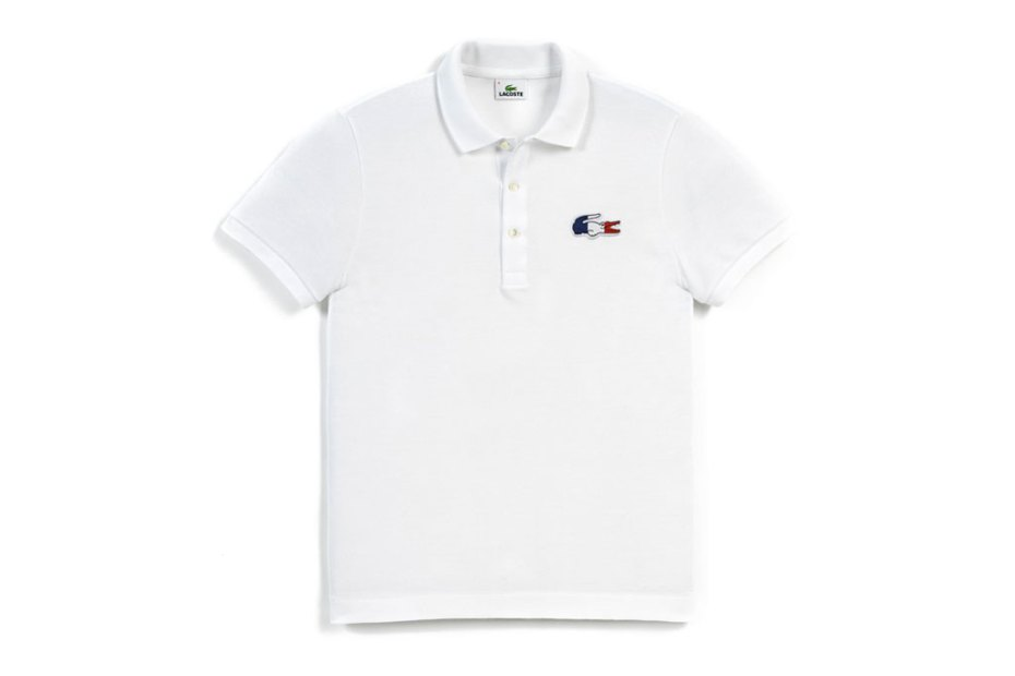 Image of Lacoste 2012 &quot;The Crocodile Patriot&quot; Collection