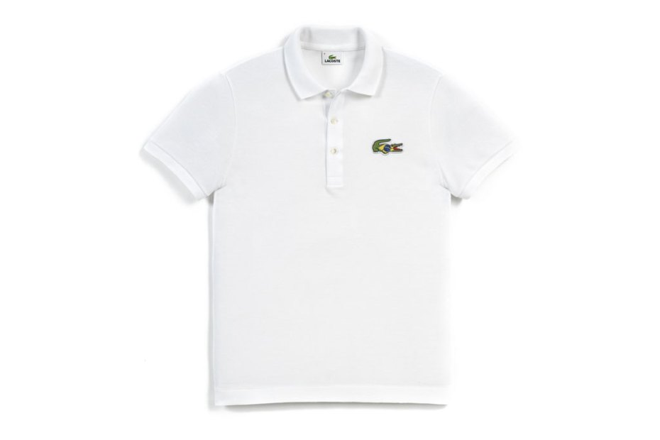 "Image of Lacoste 2012 ""The Crocodile Patriot"" Collection"