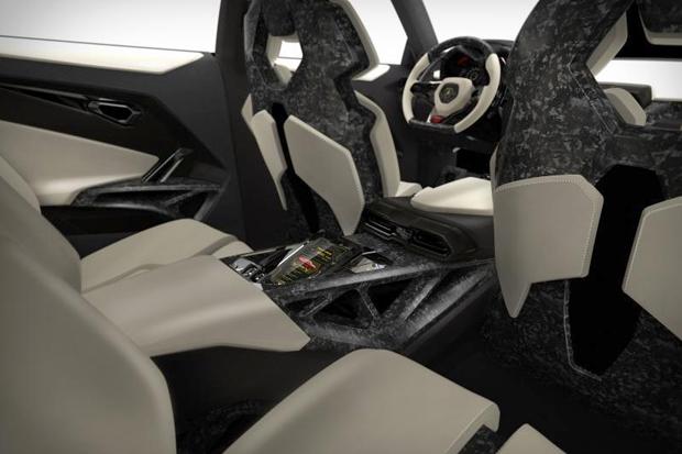 Image of Lamborghini Urus SUV