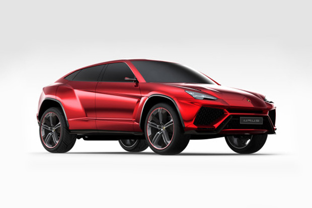 Image of Lamborghini Urus SUV Unveiling 