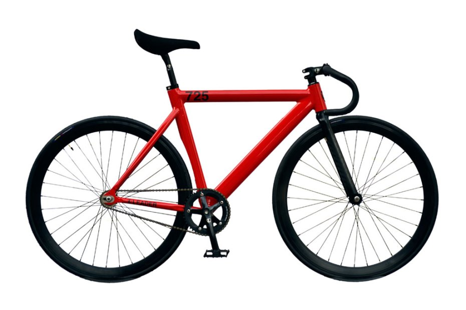 Image of Leader Japan 2012 725TR Fixed Gear Bike