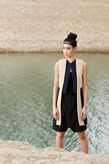 Image of LN-CC 2012 Spring/Summer Lookbook #2