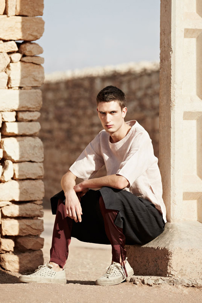 Image of LN-CC 2012 Spring/Summer Lookbook #3