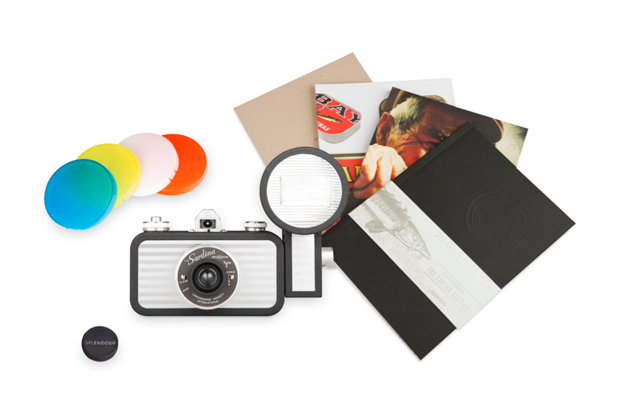 Image of Lomography La Sardina Splendour Camera