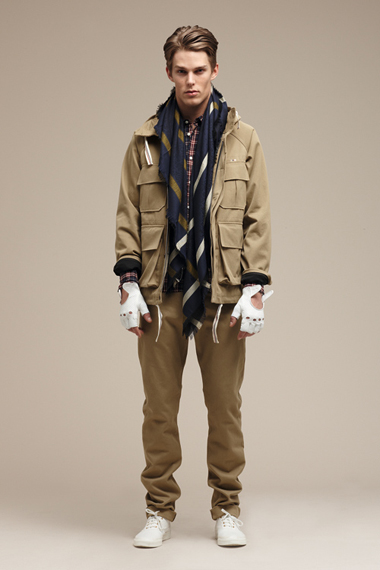 Image of Maison Kitsune 2012 Fall/Winter Collection