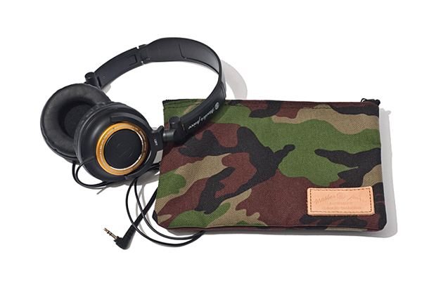 Image of master-piece x Audio-Technica 2012 Spring/Summer ATH-SJ55 Headphones