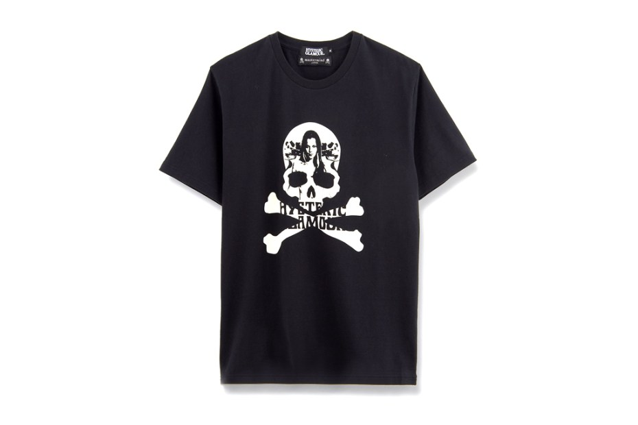 Image of mastermind JAPAN x Hysteric Glamour Anniversary 2012 Spring/Summer T-Shirt