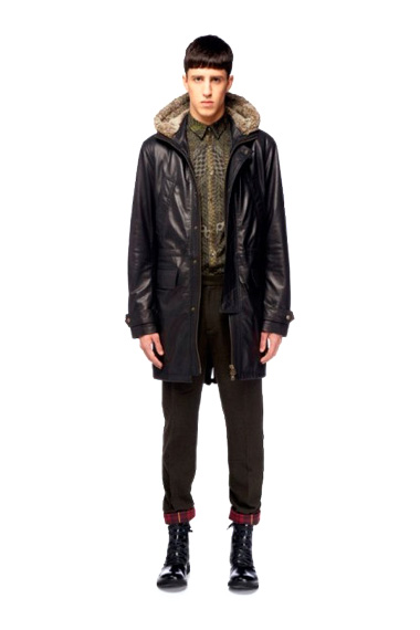 Image of McQ 2012 Fall/Winter Collection Lookbook