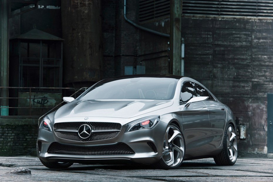 Image of Mercedes-Benz Concept Style Coupe