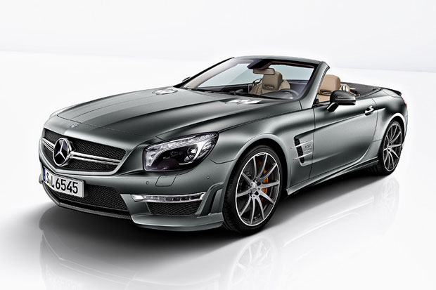Image of Mercedes-Benz SL65 AMG 45th Anniversary Edition 
